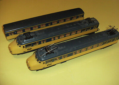 Lima OO Gauge Dutch Intercity Electric Train - Spares/Incomplete
