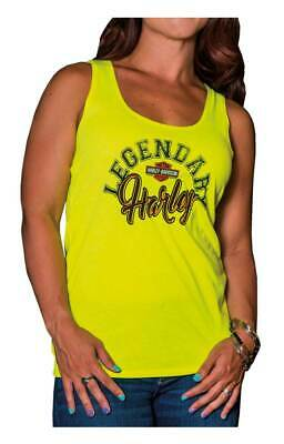 d8f955446a6f0 HARLEY-DAVIDSON WOMEN S OUTLINE Graphic Sleeveless Tank Top