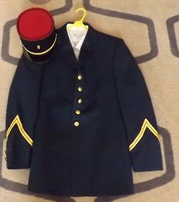 French Foreign Legion 2REP sergent GALA Spencer jacket, shirt with kepi