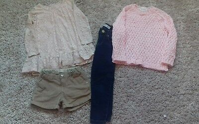 Girls Zara outfit bundle 4-5years