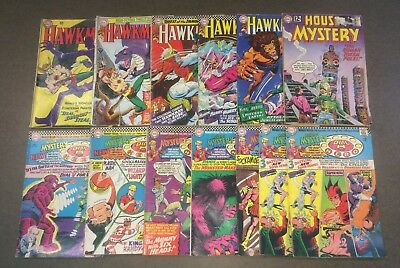 Huge Lot of 67 DC SILVER AGE Comics -- All Listed -- All Pictured -- Main Titles