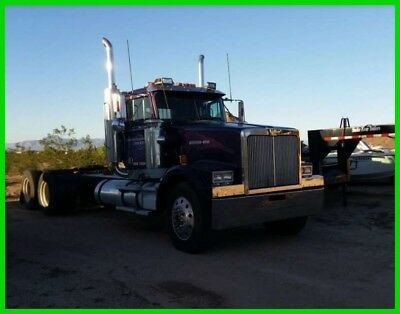 1996 Western Star 4900 Rebuilt Detroit Diesel 18-Speed Eaton Fuller ARIZONA