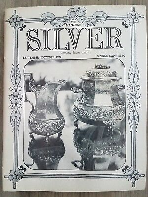 Silver Magazine September-October 1972
