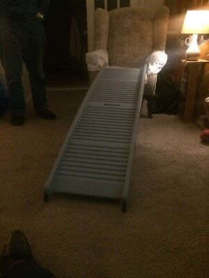 Dog Ramp - Folding. Excellent Condition