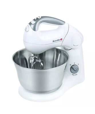 Breville Shm Twin Hand And Stand Food Cake Mixer
