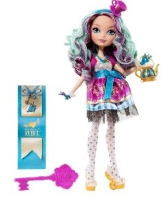 Ever After High Dolls Madeline Hatter Rebel