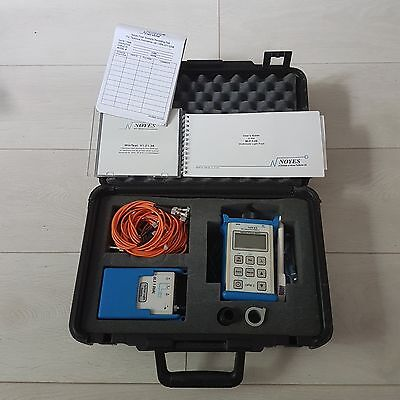 fibre optic diagnostics MLP 5-2B light source & power meter
