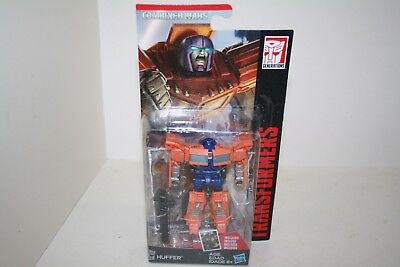 Transformers Combiner Wars HUFFER Legends Class Figure NEW