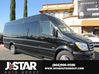 2014 Mercedes-Benz Sprinter Base Standard Cargo Van 3-Door 2014 Mercedes Benz Sprinter Limousine custom built by Specialty Conversions