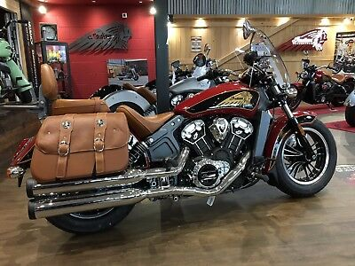 Indian Scout 1200 - 2-Tone New Unregistered 0 miles