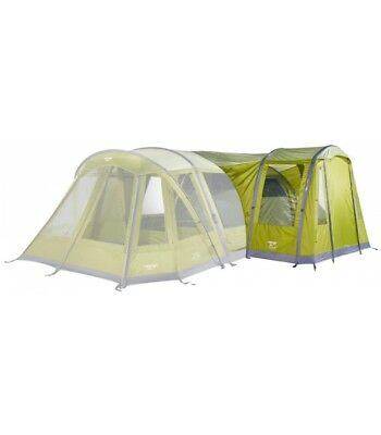 Vango AirBeam Exel Side Awning / Canopy, Tall - Herbal green, ex display (DT)