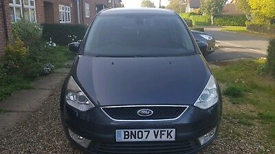 FORD GALAXY 2L 2007 spares or repaires
