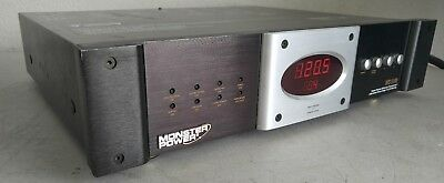 Monster Power HTS 5100 Home Theater Power Conditioner (10 Outlets) - *NICE*