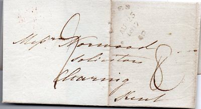 1817 Wrapper  Lewes - Charing