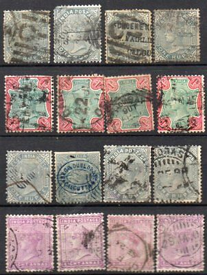 India  Q Victoria/kevii  High Values  Used Group