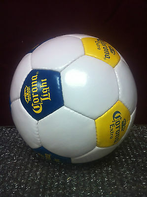 Corona Extra Futbol Soccer Ball Beach Party Official Size Licensed ~ NEW & F/S