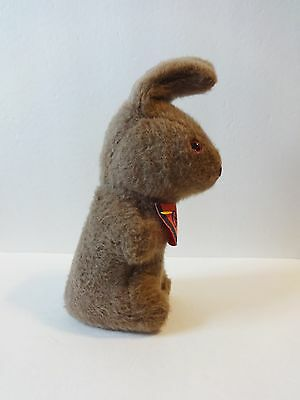 Vintage Sandbag Bunny  9 inches tall with ears
