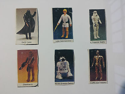 Star Wars - Vintage Cuts Of Spanish Advertisement / Luke Caminacielos Ce-Trespeo