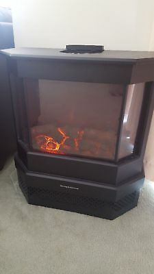 Ollent 1850W Electric Fireplace