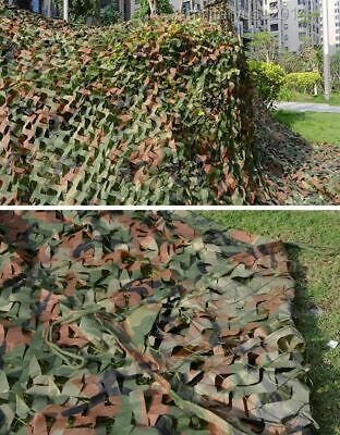 Surplus Military Single Foliage Camouflage Net Woodland Camo Dimension:50.5''X44