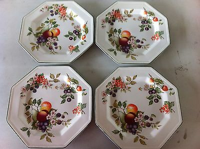 Johnston Brothers China ware Dinner Set- 4 people.