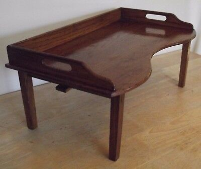 Antique Folding Desk Tray Antique Bed Tray Antique TV tray
