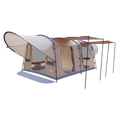 NEW Northwest Territory Woodlands Huge Outdoor Camping 8 person Cabin Tent