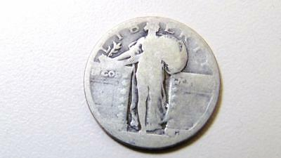 3250. Standing Liberty - No Date - Very Nice Coin
