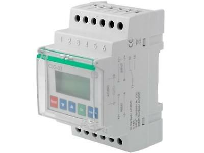 CLG-03 Counter electronical progressive/reversing working time IP20 F AND F