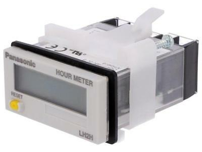 LH2H-F-HMK-DL-B Counter electronical working time Display LCD, with a