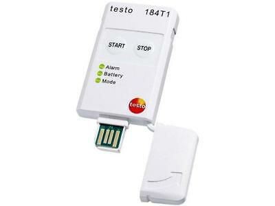 {TESTO184}-T1 Logger temperature -35÷70°C IP67 Measuring unit °C TESTO