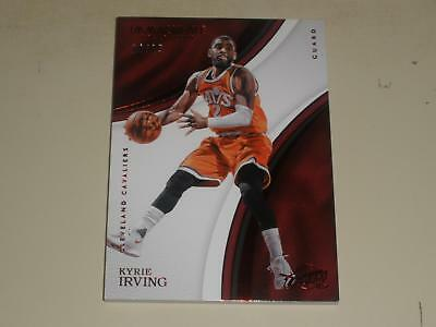 2016-17 Panini Immaculate Collection Red #66 Kyrie Irving 14/25