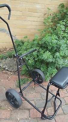 Stonehaven golf buggy with seat
