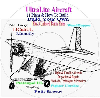 ULTRALITE SPECIAL 11 Plans & More
