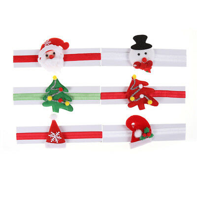 Baby Kids Hairband Christmas Party Children Cartoon Hairband Hair Ornaments