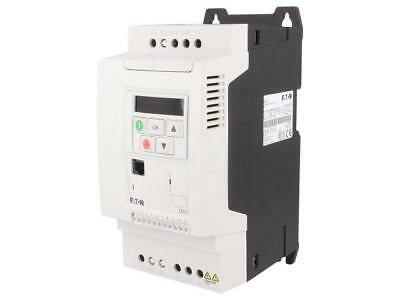 DC1-349D5FB-A20CE1 Inverter Max motor power4kW Out.voltage3x400VAC