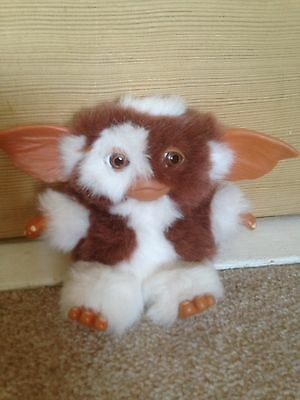 Gremlins Neca Gizmo Soft Plush Toy With Hard Features