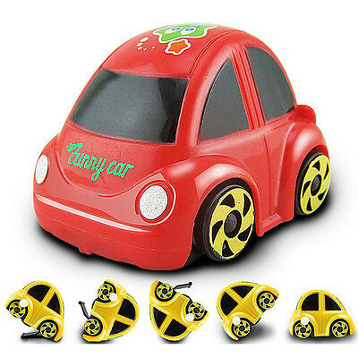 New Arrival Mini Somersaults Cars Toy Model Vehicle for children LD