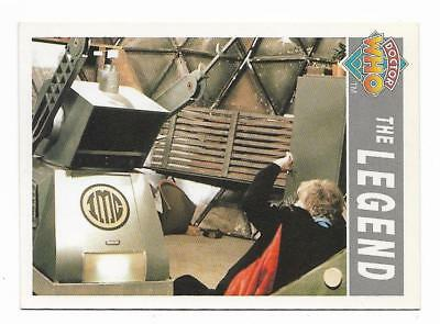 1994 Cornerstone DR WHO Base Card (101) The Legend