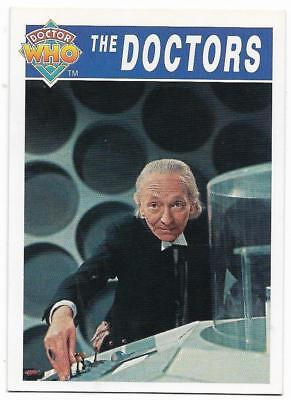 1994 Cornerstone DR WHO Base Card (59) The Doctors