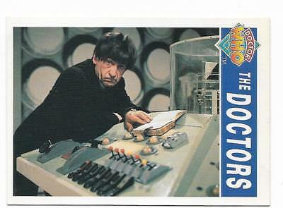 1994 Cornerstone DR WHO Base Card (61) The Doctors