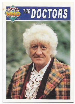 1994 Cornerstone DR WHO Base Card (65) The Doctors