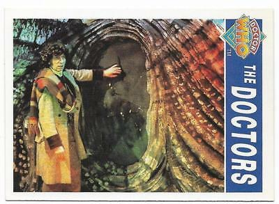 1994 Cornerstone DR WHO Base Card (68) The Doctors
