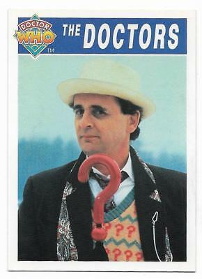 1994 Cornerstone DR WHO Base Card (73) The Doctors