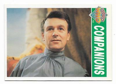 1994 Cornerstone DR WHO Base Card (74) Companions