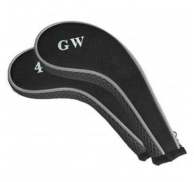 Longneck Neoprene Golf Iron Covers