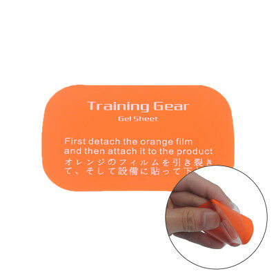 12X EMS Replacement Gel Sheet Pad for Muscle Training Gear ABS Body Fit Fitness