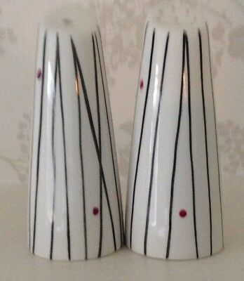 Mid Winter Salt And Pepper Set