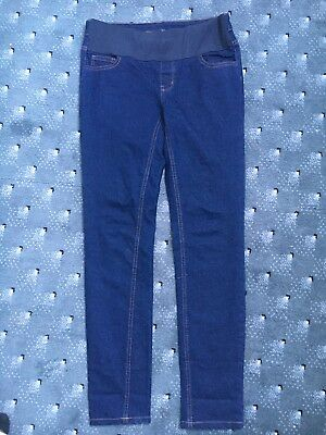 New Look Size 8 Maternity Skinny Jeans Under Bump