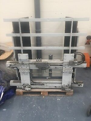 Appliance Clamp For Forklifts